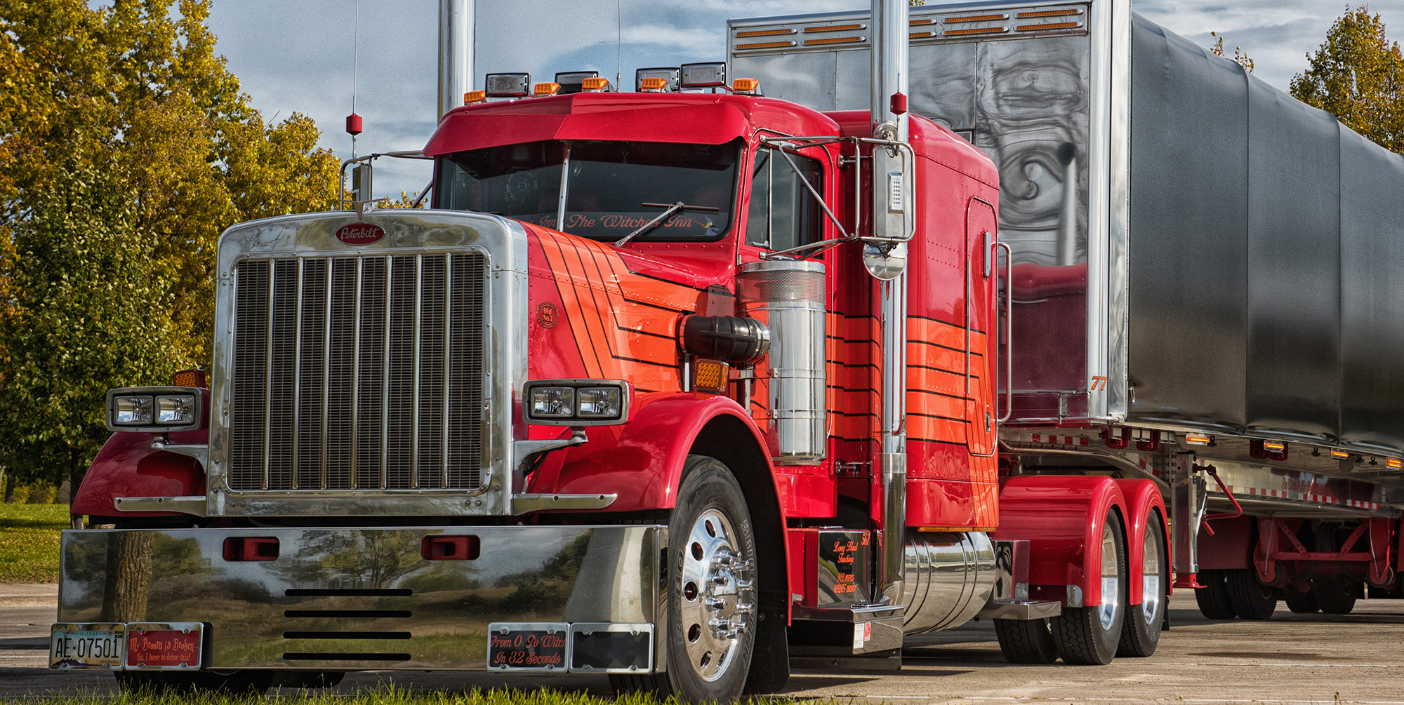 Long Haul Trucking >> November Newsletter - LHT Long Haul Trucking
