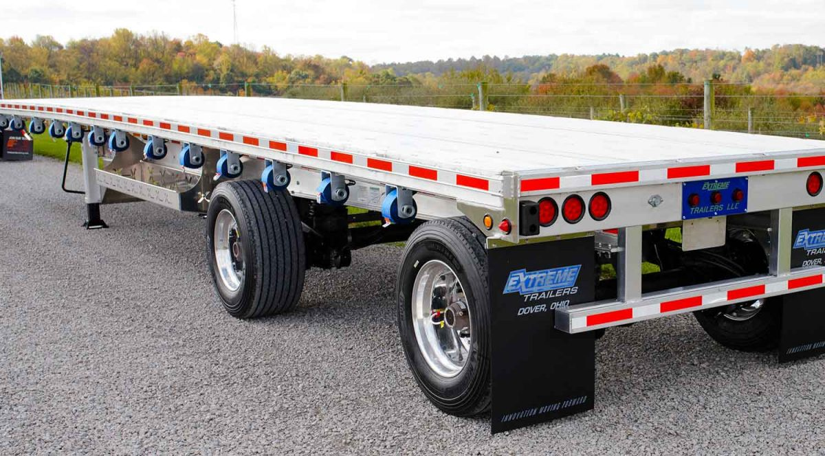 Extreme Trailers LHT Long Haul Trucking
