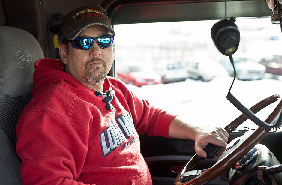 Long Haul Trucking >> John Paiva Company Driver - LHT Long Haul Trucking