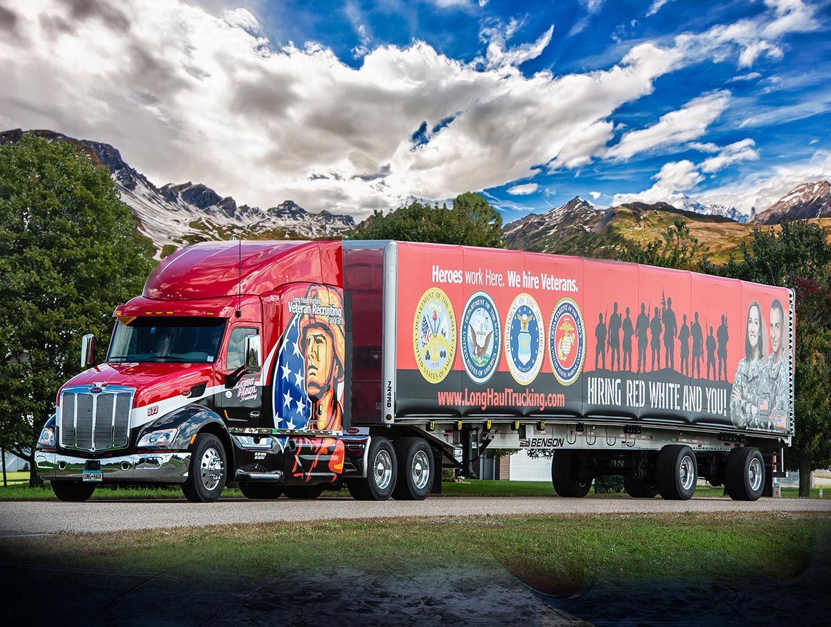Long Haul Trucks Lht Long Haul Trucking