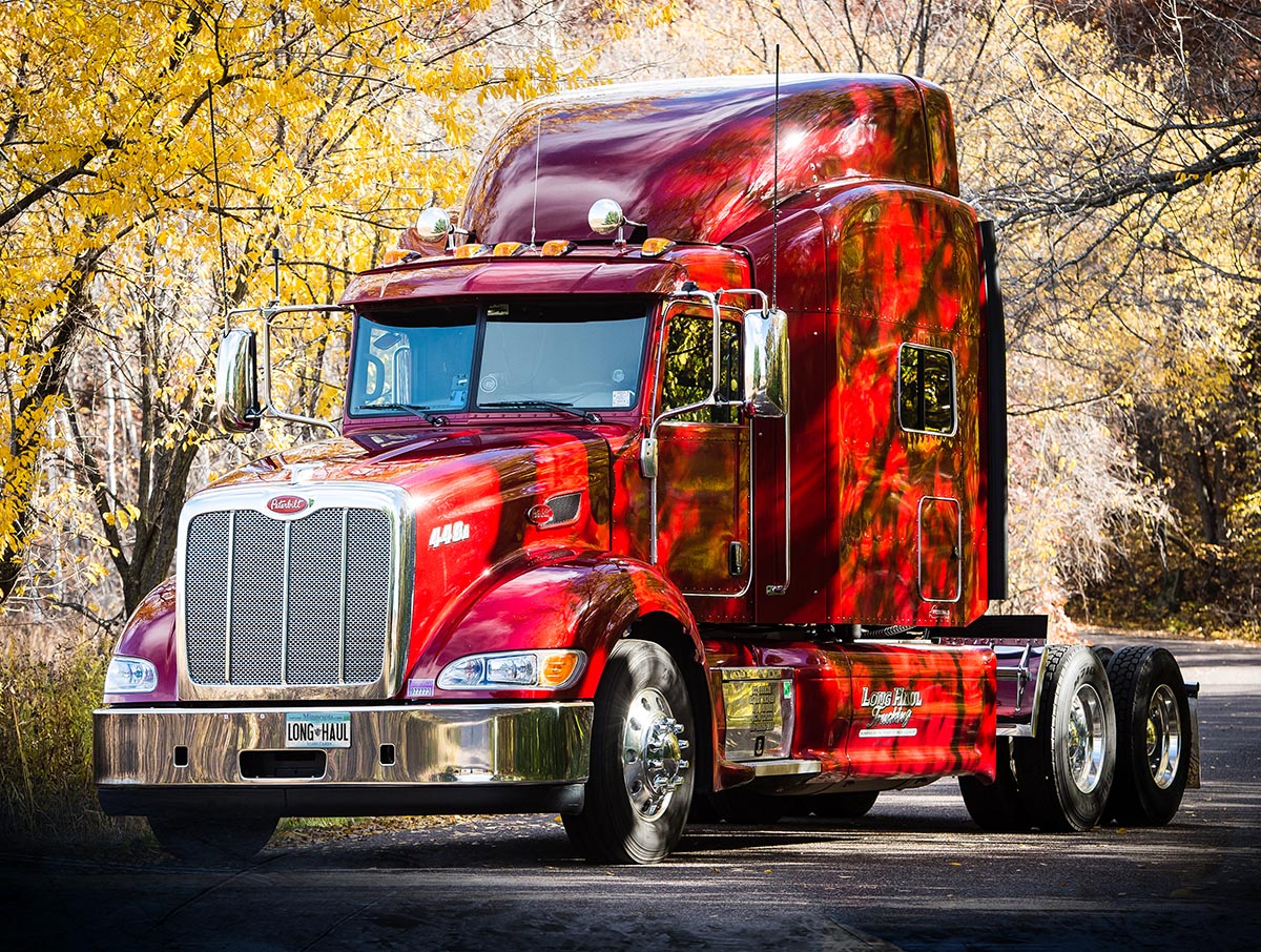 Trucks For Sale In Mn >> Long Haul Trucks - LHT Long Haul Trucking