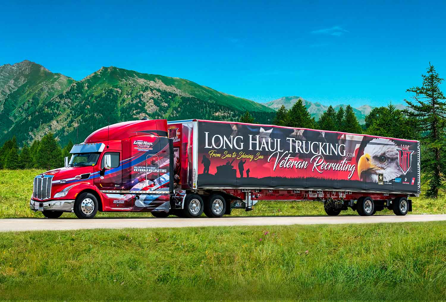 Long Haul Trucking >> LHT - Long Haul Trucking - LHT Long Haul Trucking