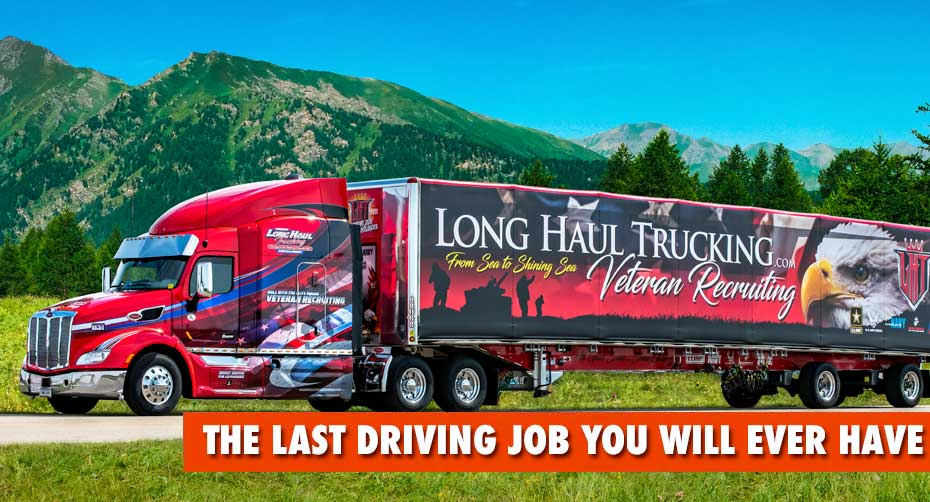 Long Haul Trucking >> Become A Company Driver Long Haul Trucking Recruiting