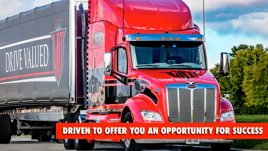 Owner-Operators Needed - Long Haul Trucking