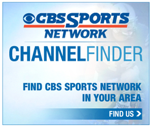 CBS Sports Channel Finder